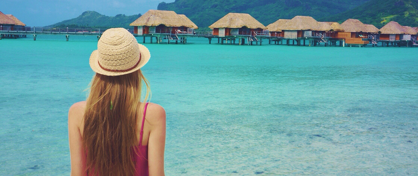 Relax in Polynesia