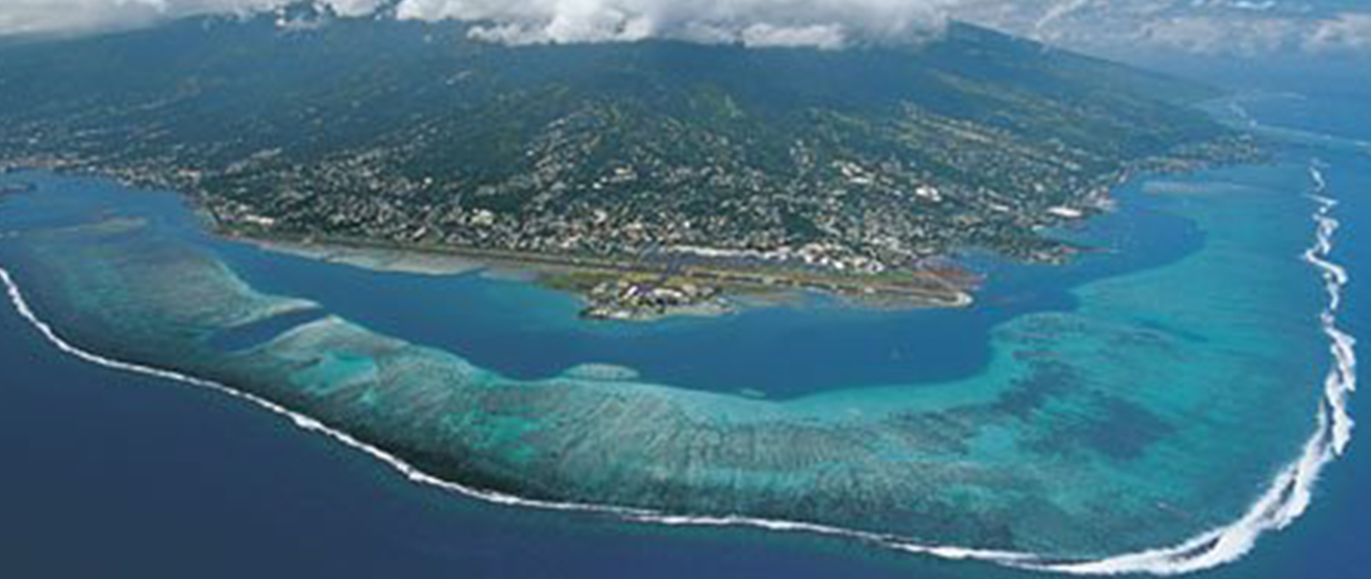 Is Tahiti Victim of Global Warming ?